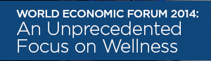 World Economic Forum brings explicit attention to the concept of corporate wellness programs (2014).